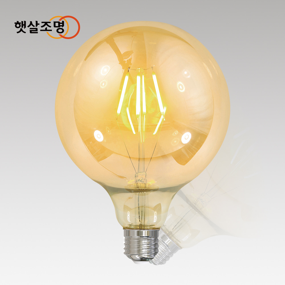 LED에디슨 G80-A 4W
