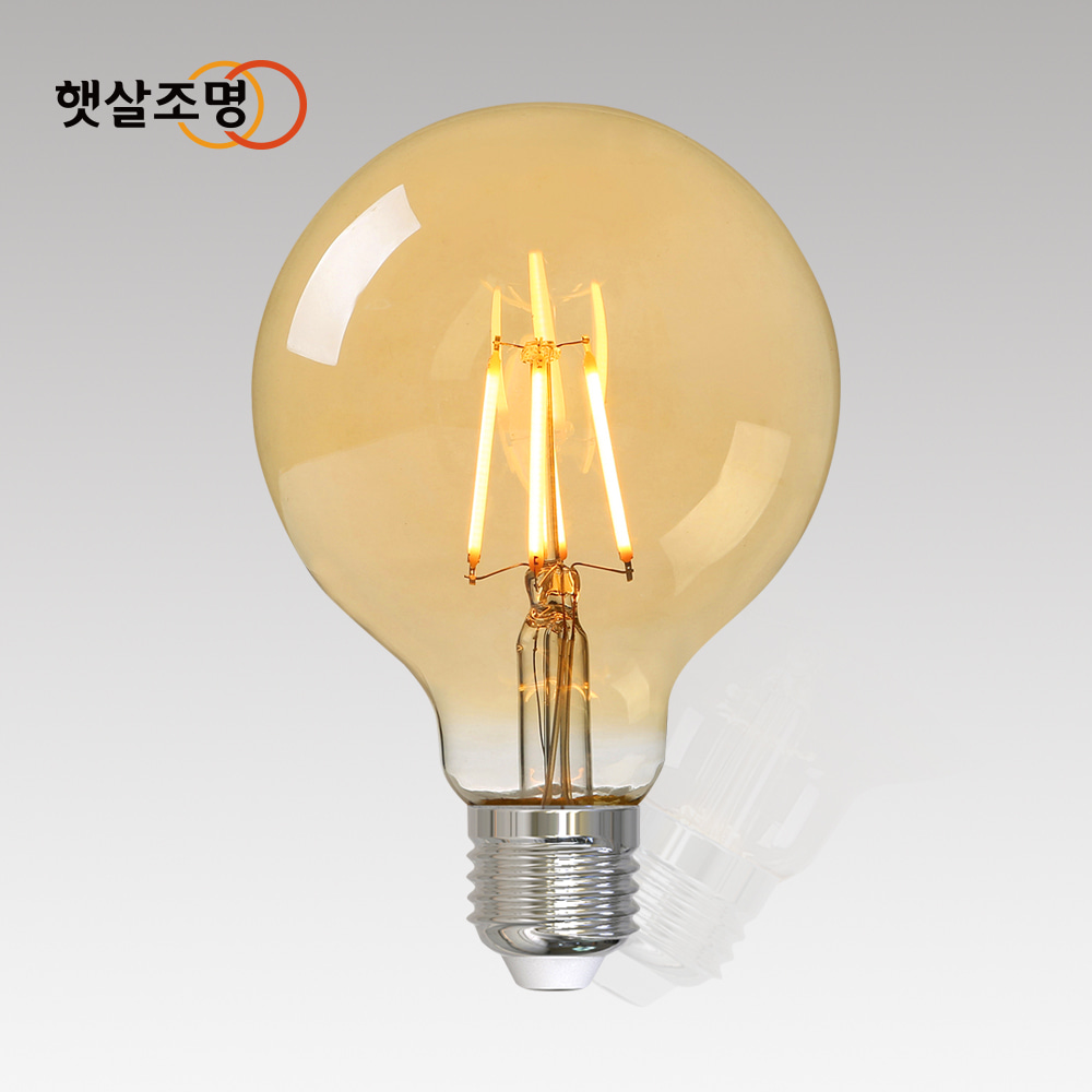 LED에디슨 G-95A 4W